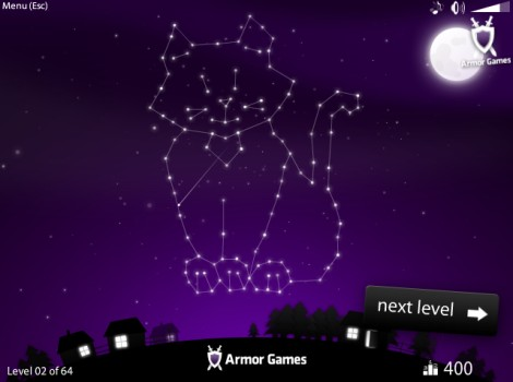 Starlight flash game